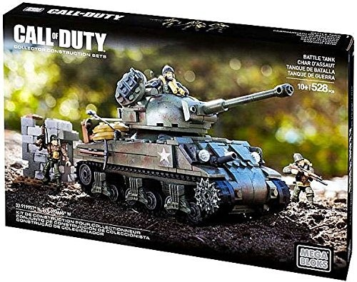 Mega El Tanque Call Duty Bloks Leyendas Batall De Of Juguete uTOkiZPX