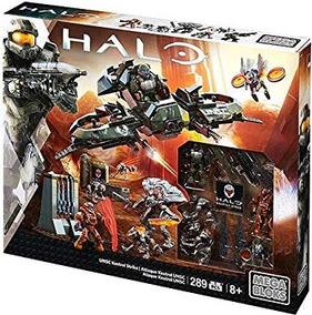 Unsc Cernícalo De Huelga Halo Mega Juguete Exclusivo Bloks Y7gv6ybf
