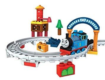 juguete mega bloks thomas el tren