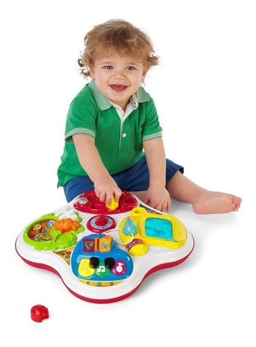 juguete mesa didactica