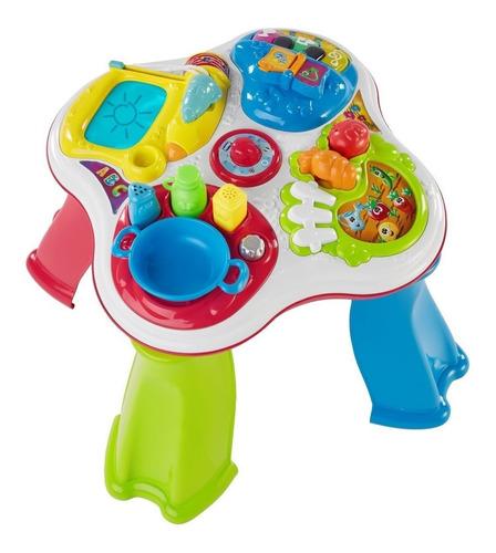 juguete mesa didactica actividades chicco bilingüe babymovil
