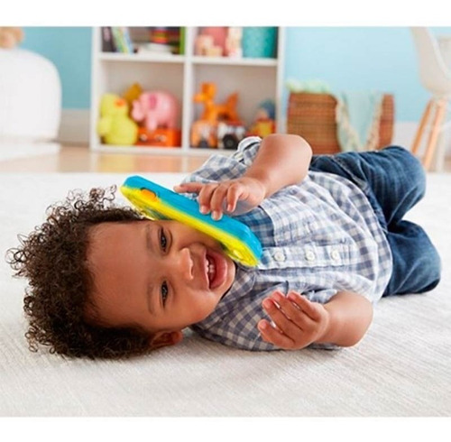 juguete mi primer smartphone fisher price babymovil fhj30