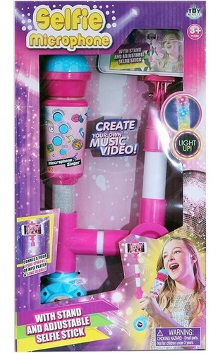 juguete microfono musical