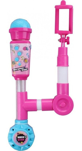 juguete microfono selfie musical karaoke infantil oferta