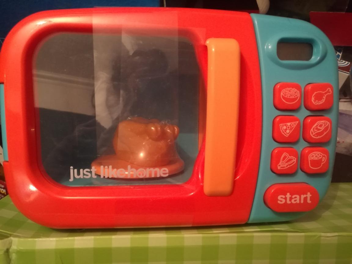 Just Just Microondas Home Like Juguete Microondas Like Juguete Just Microondas Juguete Home 9E2IHD