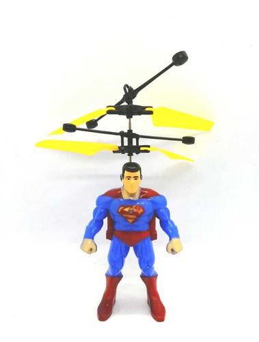 juguete mini drone superman
