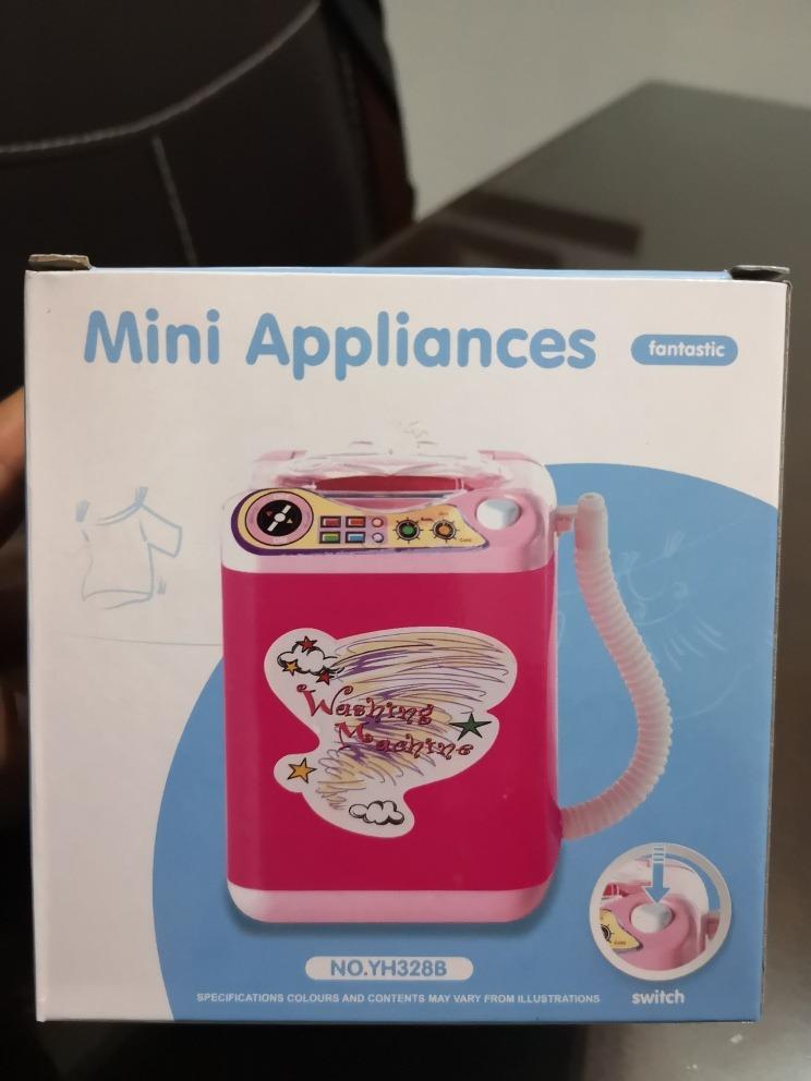 Beauty Lavadora Mini Blender Eléctrica Juguete hsrtdxQC