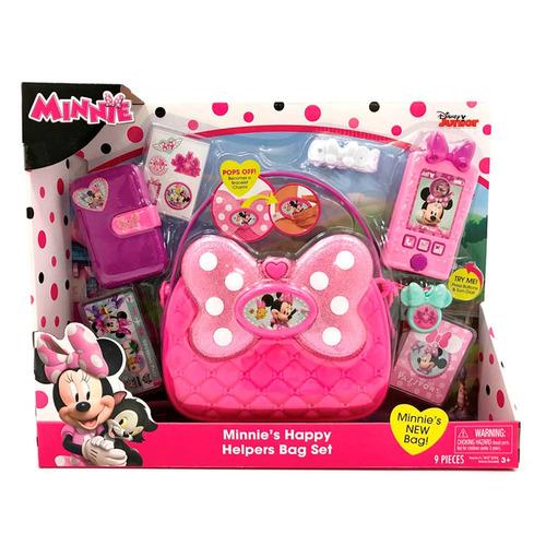 juguete minnie min302 set de accesorios