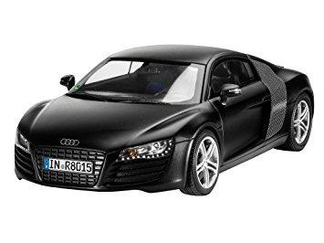 juguete modelo revell audi r8 coche