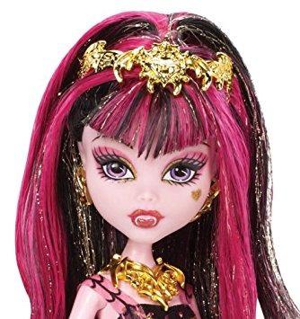 juguete monster high 13 deseos frecuentan la casbah dracula