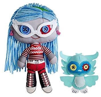 juguete monster high amigos de la felpa de la muñeca de gho