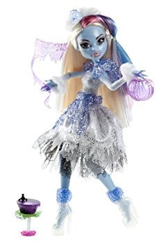 juguete monster high ghouls rule abbey bominable