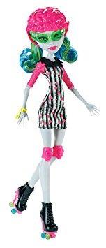 juguete monster high roller maze ghoulia aullidos muñeca