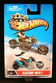 juguete moto blastous 2 * motocicleta