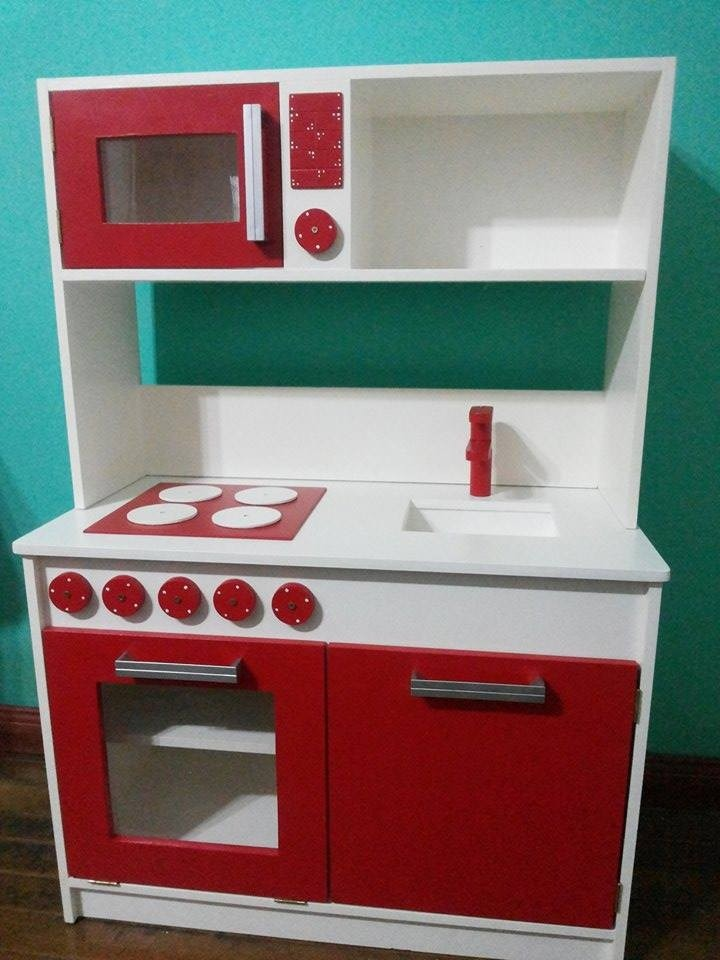 Muebles para cocinas de mdf for Mueble pared cocina