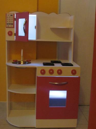 juguete muebles cocina casita infantil juego de cocinita