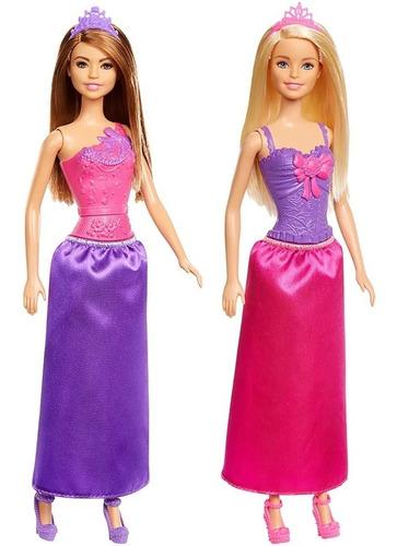 juguete muñeca 30cm accesorios barbie princesa babymovil