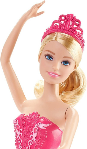 juguete muñeca barbie bailarina original mattel babymovil