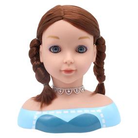 Muñeca Peinar Barbie Accesorios Juguete Peinados Niña Cabeza SMpqUGVz
