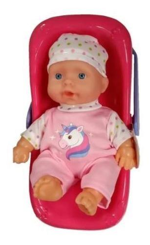 juguete muñeca bebe bebote con huevito poppi 28068