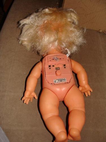 juguete ,muneca  de los 80s