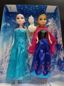 Juguete Ana Una Muñecas Elsa De Frozen Aventura Congelada Y wPZOikuTlX