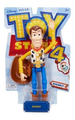 juguete muñeco 22 cm toy story 4 woody vaquero tienda física