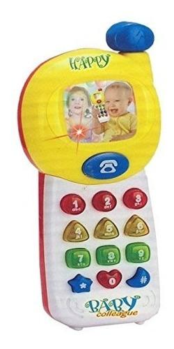 juguete música del teléfono celular del bebé
