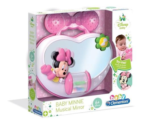 juguete musical espejo sonajero disney licencia oficial