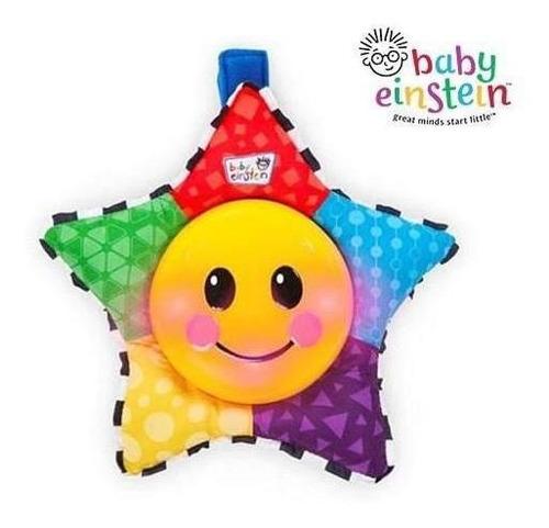 juguete musical para bebe colgante estrella baby einstein