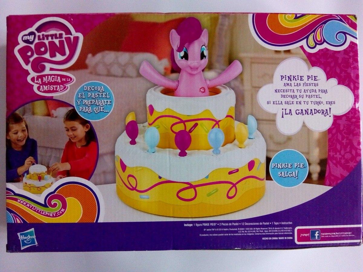 Juguete My Little Pony Pastel Sorpresa De Pinkie Pie