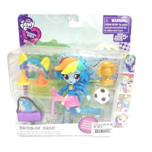 juguete my little pony rainbow dash 14cm