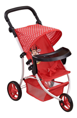 juguete nena cochecito 3 ruedas bebe muñeca babymovil 7435