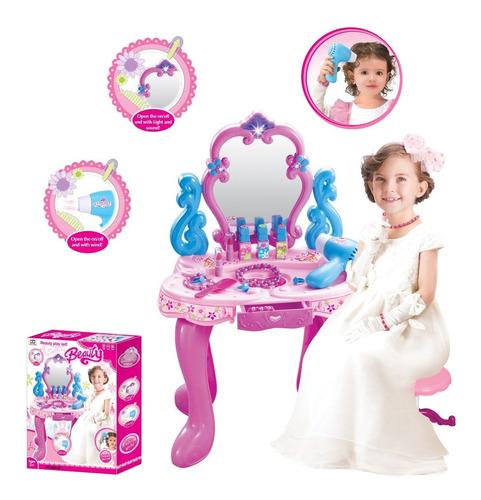 juguete nena tocador set belleza zippy accesorios full