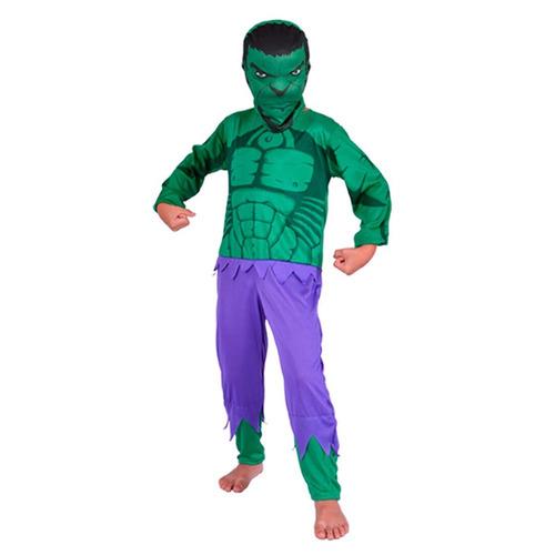 juguete new toys cad 2131 disfraz hulk talle 2