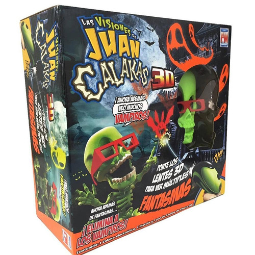 juguete next point 1460 juan calakas 3d evolution