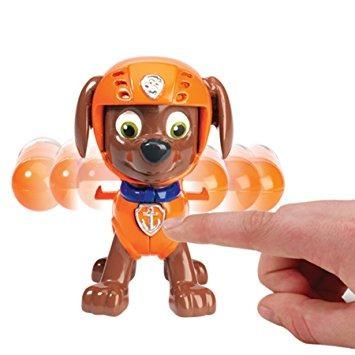 juguete nickelodeon, la pata de la patrulla - action pack p