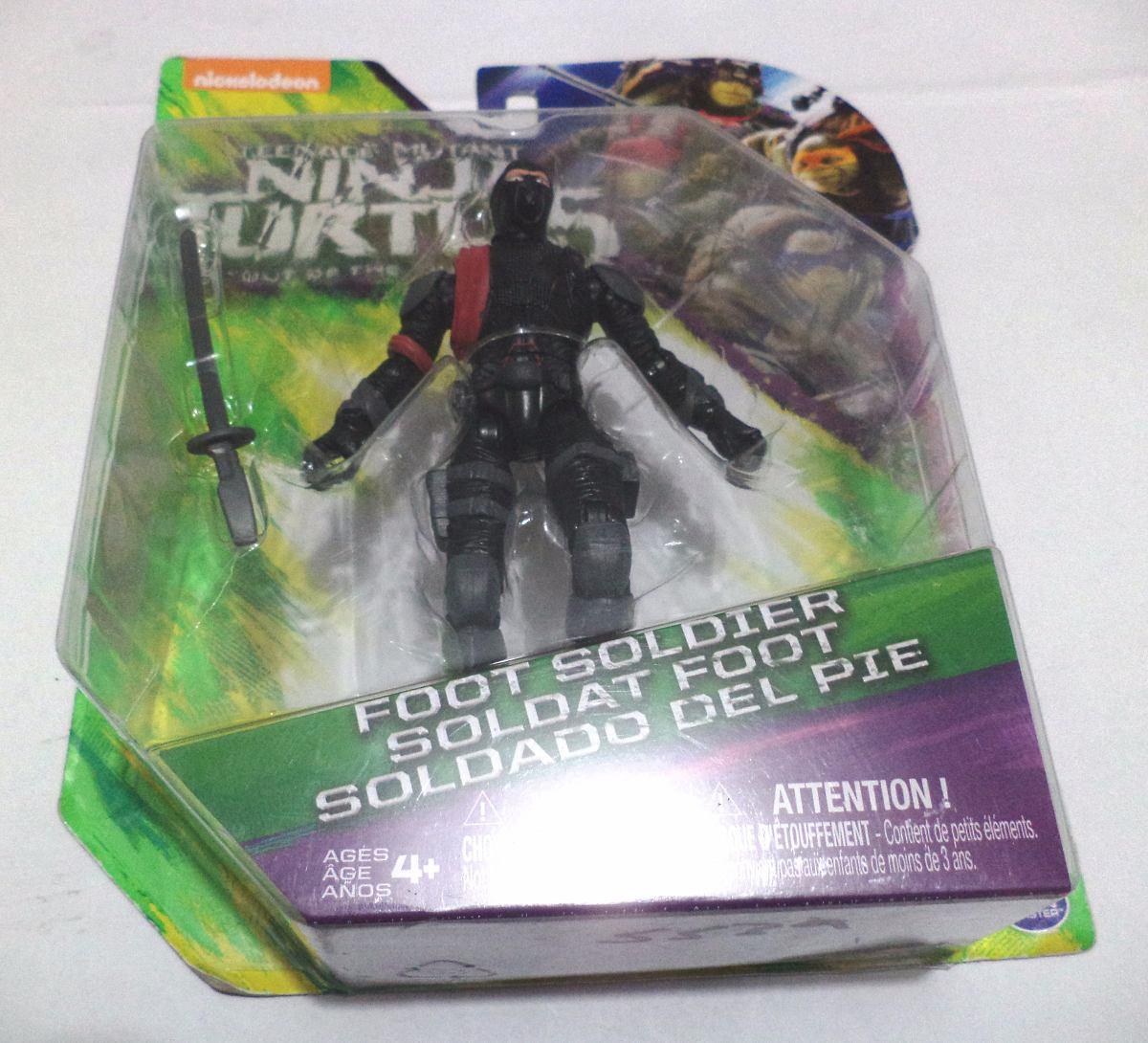 Juguete Ninja Turtles Foot Soldier