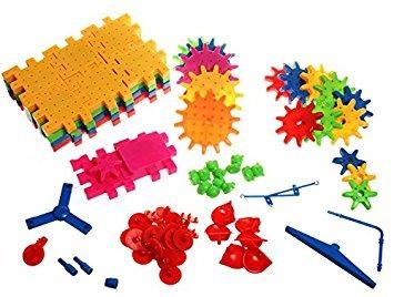 juguete noche leones tech (tm) 81 pcs caja verde divertido
