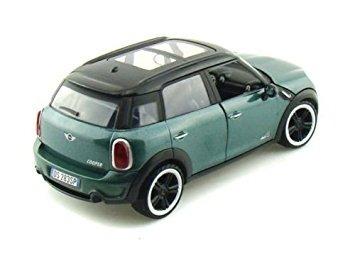 juguete nuevo 0124 w / b motor max colección - verde 2011 m