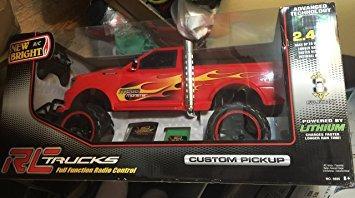 juguete nuevo brillante mega monster truck rc 1 6 r / c de