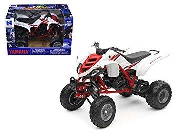 juguete nuevo ray juguetes 0112 yamaha raptor atv 660k