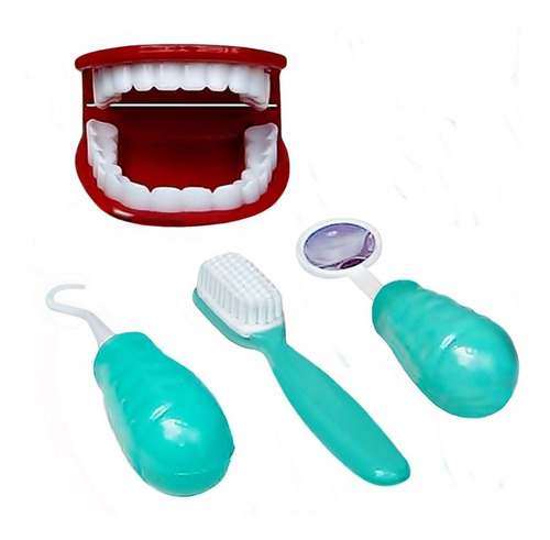 juguete paki toys mini dentista lionels babymovil 1260