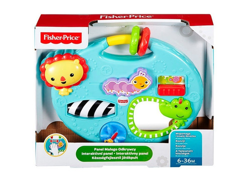 juguete panel juega y descubre fisher price babymovil cmy39