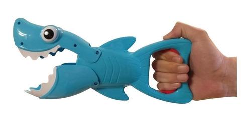 juguete para agua shark el tiburon atrapa peces zippy toys