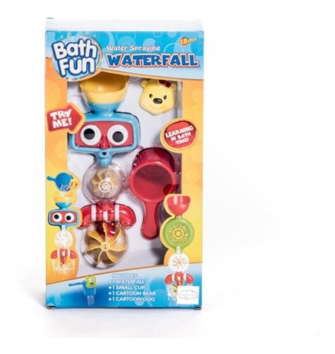 juguete para baño se pega en la pared divertido para +18m