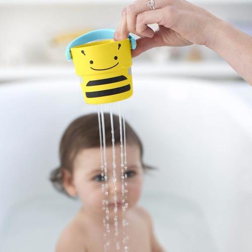 juguete para bebé baño