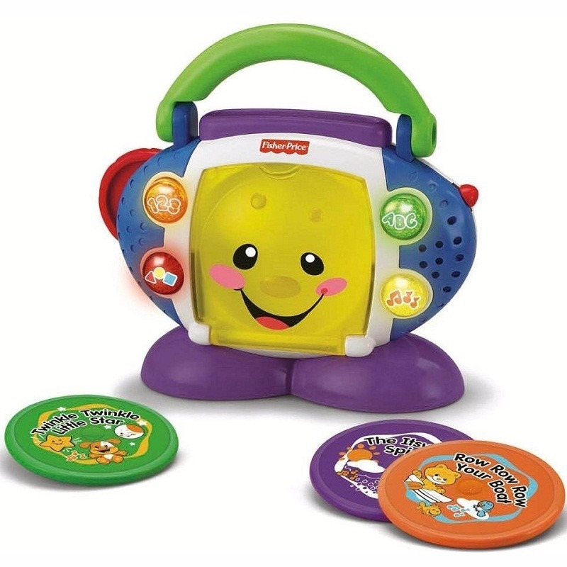 juguete para bebe fisher price
