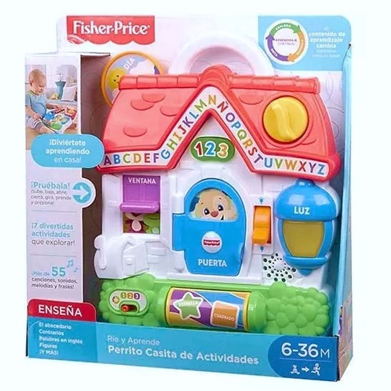 Fisher Price Juguetes Para 1 Ano.Juguete Para Bebe Nino De 1 2 3 Anos De Edad Fisher Price