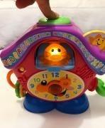 juguete para bebé relo cucu frisher prime ideal para regalar